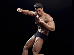 Super-Flexible Male Seamless 1/12 Scale Muscular Body (TM02A)