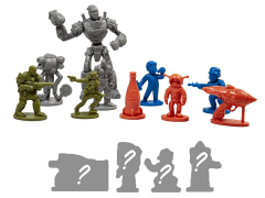 Fallout Nanoforce Army Builder #2 Box of 13 Figures