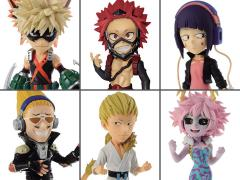 My Hero Academia World Collectable Figure Vol.3 Set of 6 Figures