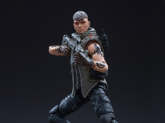 CrossFire Wolf 1/18 Scale Figure