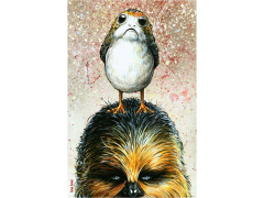 Star Wars Odd Couple Limited Edition Lithograph