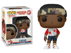 Pop! TV: Stranger Things - Lucas (Season Three)