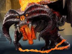 The Lord of the Rings Defo-Real Balrog