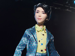 BTS Idol Fashion RM Doll