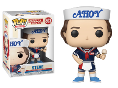 Pop! TV: Stranger Things - Steve with Hat & Ice Cream