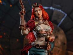 Red Sonja (Steam Punk) 1/6 Scale Figure