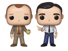 Pop! TV: The Office - Toby Flenderson vs. Michael Scott Two-Pack