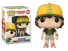 Pop! TV: Stranger Things - Dustin (At Camp)