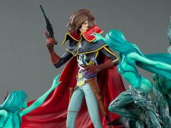 Space Pirate Captain Harlock 1/6 Scale Limited Edition Statue