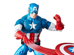 Marvel Legends Retro Collection Captain America