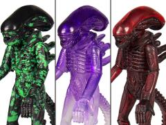 Alien Xenomorph ReAction Wave 3 Box of 12 Figures