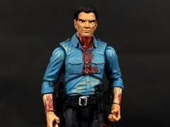 Zombie Lab H.A.C.K.S. Steve (Injured) 1/18 Scale Limited Edition Figure