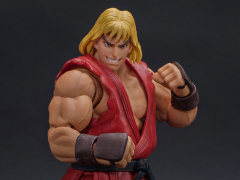 Street Fighter II Ken 1/12 Scale Figure