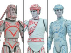 Tron Select Wave 1 Set of 3 Figures