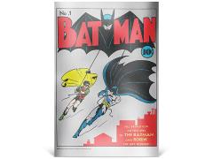 DC Comics Batman #1 Silver Foil