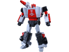 Transformers Masterpiece MP-14+ Red Alert (Anime Color Edition) With Collector Coin