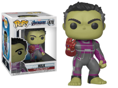 "Pop! Marvel: Avengers: Endgame - 6"" Super Sized Hulk"