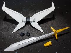 Dancouga Super Mini-Pla Dancouga Exclusive Option Parts Set