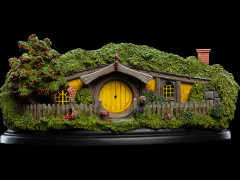 The Hobbit: An Unexpected Journey 13 Apple Orchard Hobbit Hole Diorama