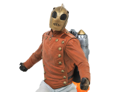 The Rocketeer Premier Collection Limited Edition Statue