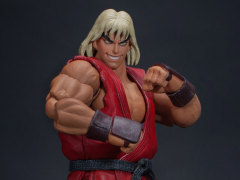 Street Fighter II Violent Ken 1/12 Scale Figure