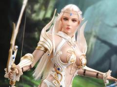 Elf Queen Emma (Armor Ver.) 1/6 Scale Figure