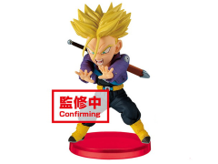 Dragon Ball Legends Collab World Collectable Super Saiyan Trunks