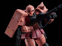 Gundam HG The Origin 1/144 MS-05S Char's Zaku I Exclusive Model Kit
