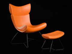 The Chair (Orange) 1/12 Scale Accessory