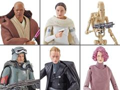 "Star Wars: The Black Series 6"" Wave 31 Set of 6 Figures"