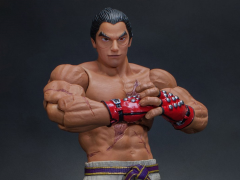 Tekken 7 Kazuya Mishima 1/12 Scale Figure
