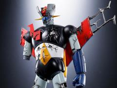 Mazinger Soul of Chogokin GX-70SPD Mazinger Z (D.C. Damaged/Animation Color Ver.) Exclusive