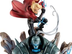 Fullmetal Alchemist Precious G.E.M. Edward & Alphonse Elric
