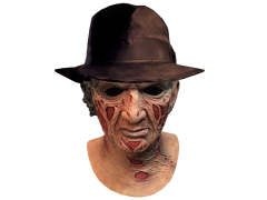 A Nightmare on Elm Street Deluxe Freddy Krueger Mask With Fedora