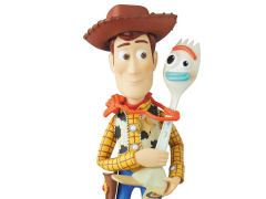 Disney Ultra Detail Figure No.500 Woody & Forky