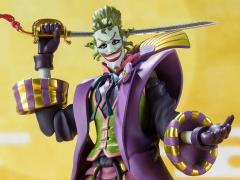 Batman Ninja S.H.Figuarts Joker (Demon King of the Sixth Heaven Ver.)