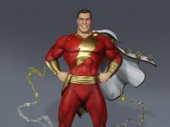 DC Comics Super Powers Collection Shazam Maquette