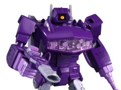 Transformers Masterpiece MP-29+ Destron Laserwave (Shockwave) With Coin Exclusive