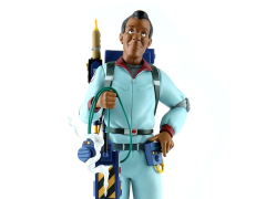 The Real Ghostbusters Winston Zeddemore Limited Edition Statue