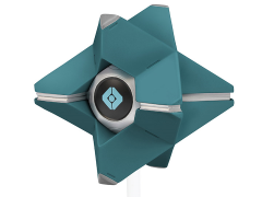 Destiny 2 Ghost Moon of Saturn Shell Vinyl Figure
