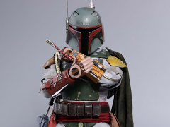 Star Wars: The Empire Strikes Back MMS464 Boba Fett (Deluxe) 1/6th Scale Collectible Figure