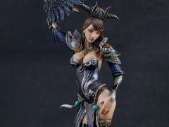 Asura Online Luo Cha Yu Huo Limited Edition Statue