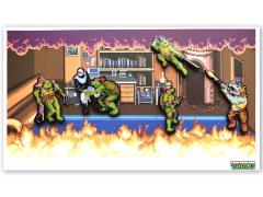 TMNT Arcade Boss Battle Set of 5 Limited Edition Enamel Pins