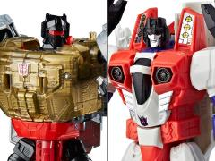 Transformers Power of the Primes Voyager Wave 1 Set of 2 Figures