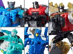 Transformers Power of the Primes Deluxe Wave 2 Set of 5 Figures