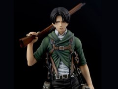 Attack on Titan Brave-Act Levi (Ver.2A) 1/8 Scale Figure