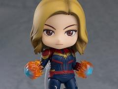 Captain Marvel Nendoroid No.1154 Captain Marvel (Hero's Edition)
