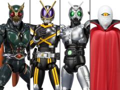 Kamen Rider Shodo-O Kamen Rider Box of 10 Exclusive Figures