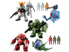 Mobile Suit Gundam Micro Wars 3 Box of 10 Figures