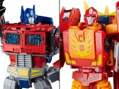 Transformers Power of the Primes Leader Wave 1 Set of 2 Figures